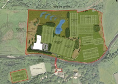 £10m Burnley FC training facility approved Ι Construction Enquirer