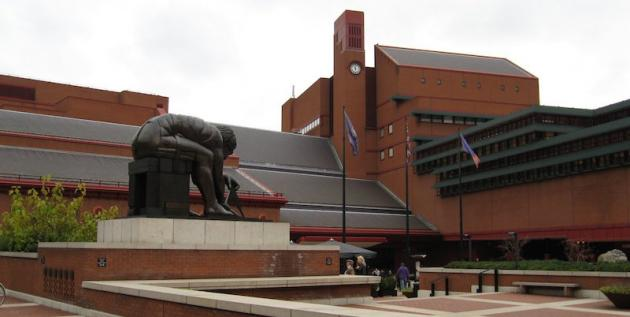 Contentious British Library Achieves Grade 1 Listed Status As Public Opinion Mellows