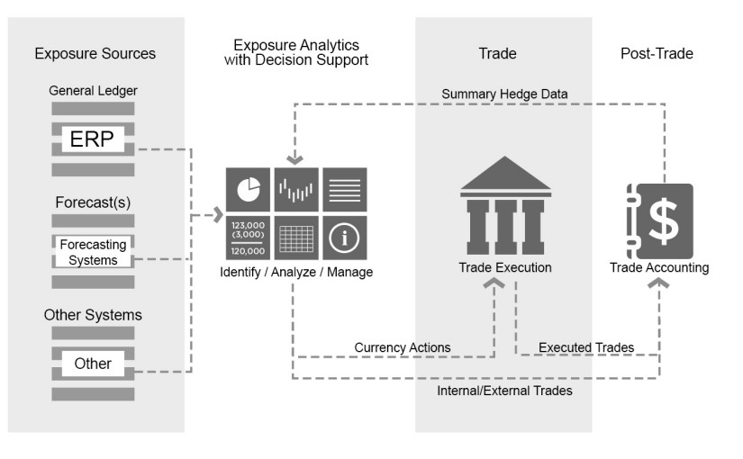 A De Facto Standard Reference Architecture for Managing Currency Risk