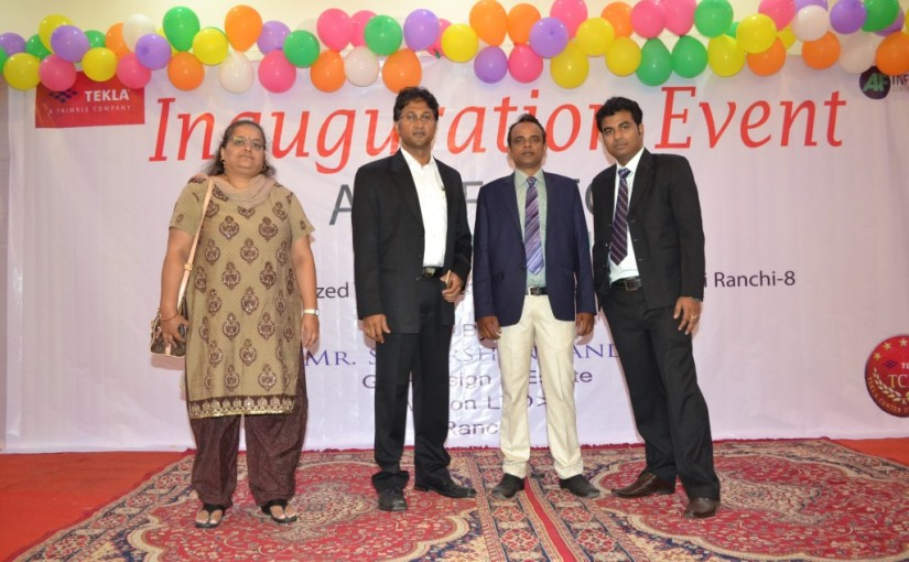 Tekla Appoints AF Infotech As it's Centre of Excellence in Ranchi, Jharkhand