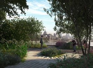 London's garden bridge: the end of the road?