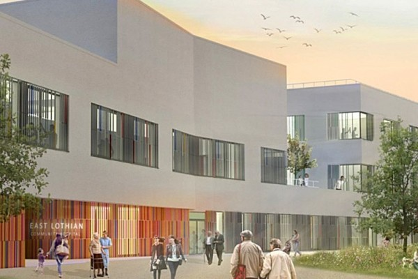 New East Lothian hospital offers contracts worth £100m