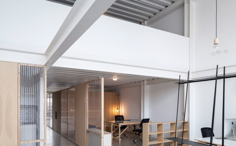 It Met creates flexible workspace for Buenos Aires ad agency