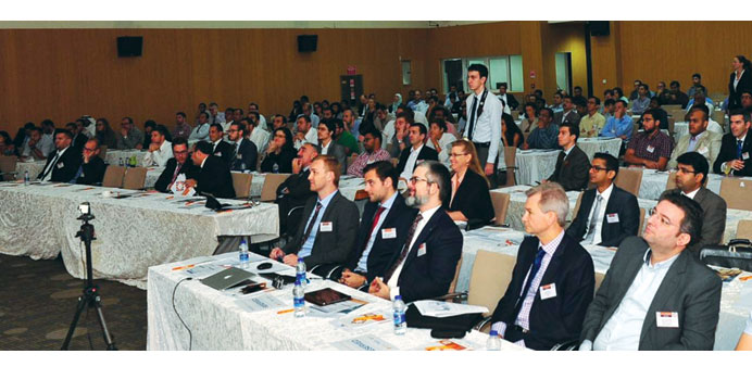 QU-CENG organises Qatar BIM User Day