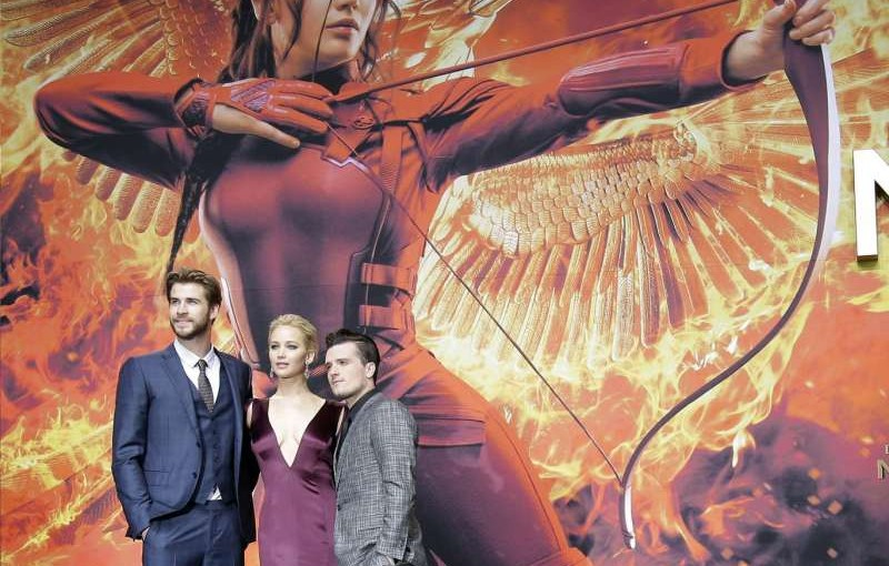Jennifer Lawrence Says Final 'Hunger Games' Will Be 'Your Favorite One