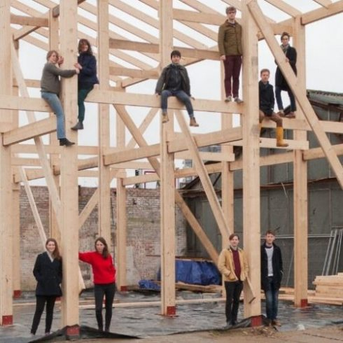 Architectural collective wins Turner Prize