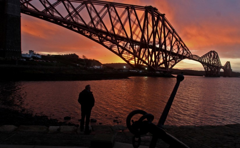 Looking back on a lamentable lack of future-proofing in construction of Forth Road Bridge (From Herald Scotland)