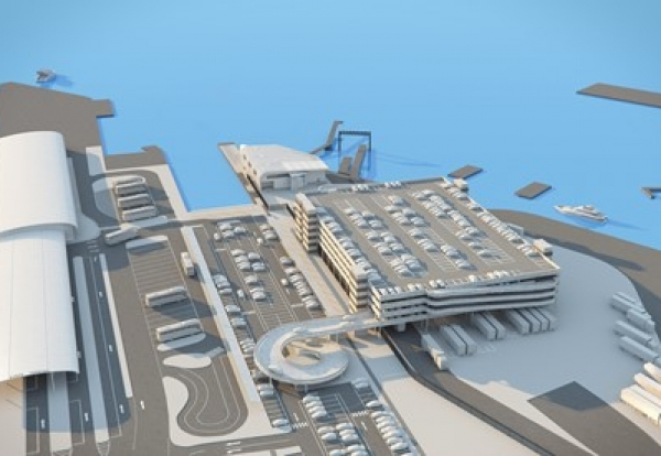 Southampton £34m ferry terminal approved